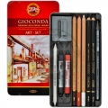 Koh-I-Noor Gioconda Art-Set - 10 Teilig
