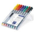 Staedtler Lumocolor Permanent Set - 8 M