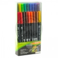 Tombow ABT Dual Brush Pen - 18er Set